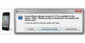 Apple iOS 4.3.2