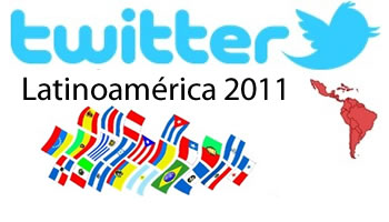 Twitter en Latinoamerica tecnologia