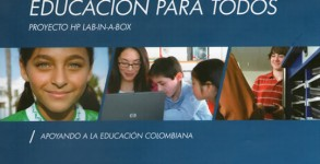 HP LAB-IN-A-BOX Educación Colombia
