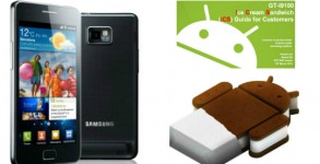 Manual Actualización Android 4 Samsung Galaxy S2