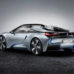 BMW i8 Spyder Llantas
