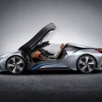 BMW i8 Spyder Puerta