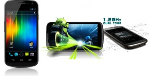 Samsung Galaxy Nexus Colombia
