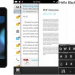 BlackBerry 10 Características
