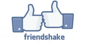 FriendShake Facebook