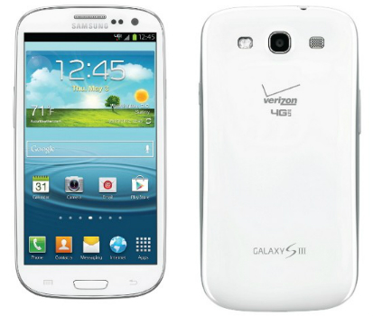 Gaqlaxy S3 Verizon