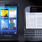 Celulares BlackBerry con BlackBerry 10