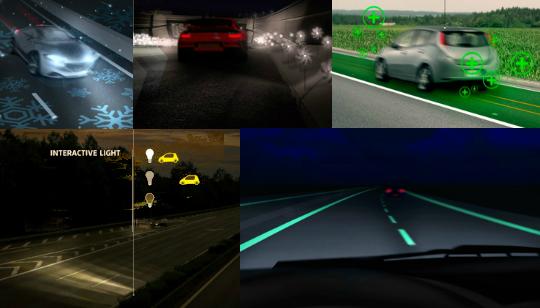 Implementan la primera carretera inteligente