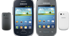 Samsung Galaxy Pocket Neo y Star