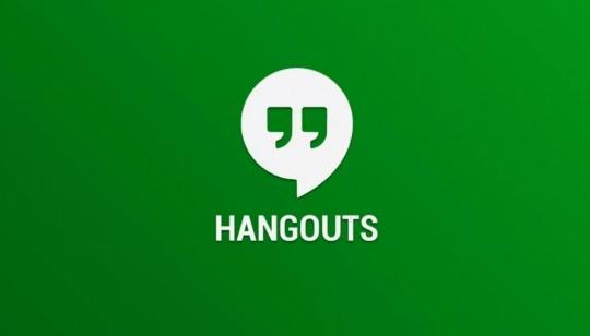 Nuevo Google Hangouts