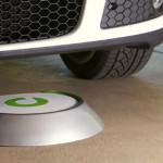 Cargador Inalámbrico de Carros Electricos