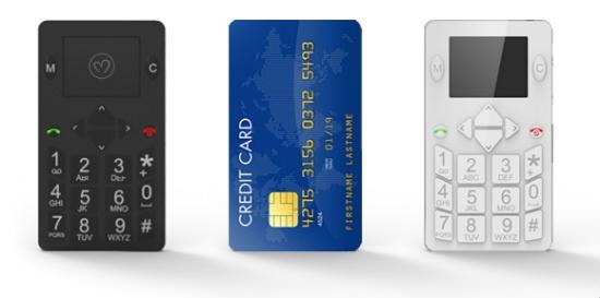 Micro-Phone (Celular que cabe en tu billetera) Celular-Tarjeta-de-Credito