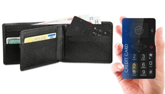 Micro-Phone (Celular que cabe en tu billetera) Nuevo-Celular-Micro-Phone