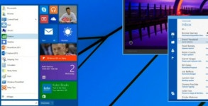 Windows 8 Menu de Inicio