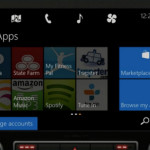 Windows en el carro Windows Phone