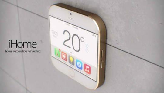 Apple iHome, el centro de Apple para la domótica y el hogar del futuro