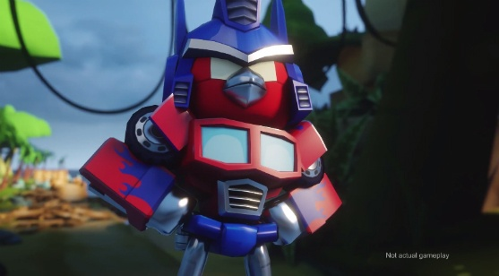 Angry Birds Transformers tiene su primer trailer [Video]
