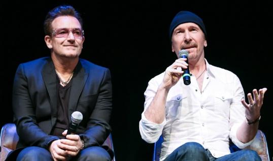 Bono y Apple trabajarían en nuevo forma de música para combatir la piratería