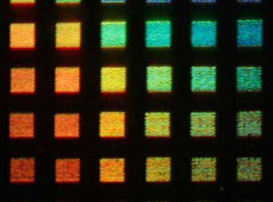 Ropa invisible llegaría gracias a pixeles 40 veces más pequeños que los de LCD