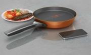SmartyPan, olla inteligente muestra en tiempo real la temperatura y peso de ingredientes