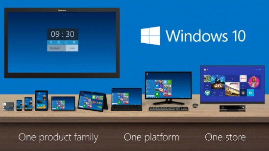 Microsoft se salta Windows 9 y presenta Windows 10