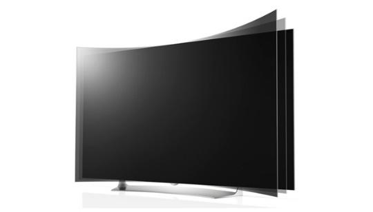 LG y su televisor flexible de 77 pulgadas: del concepto a la realidad